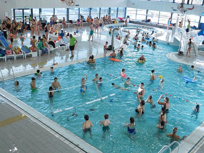 Zwembad de heerenduinen recreatief zwemmen