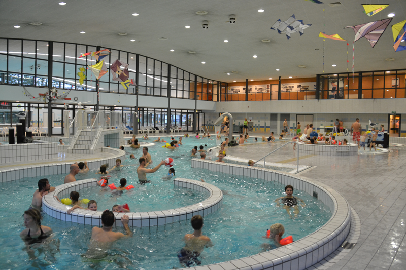 Zwembad de heerenduinen - Zwembad omgeving ...