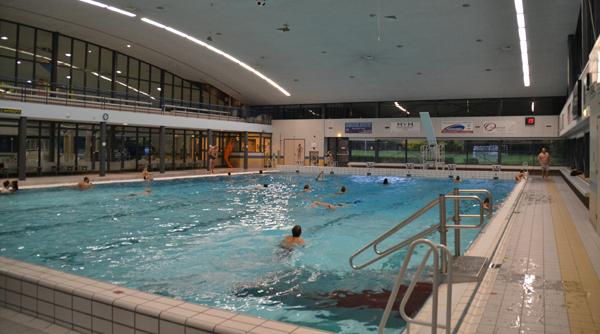 Zwembad de heerenduinen banenzwemmen
